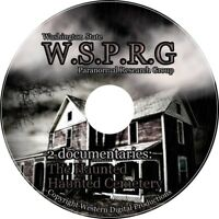 DVD Haunted Cemetery Paranormal Ghost Hunt Adventure Research Investigation