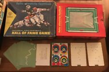 VINTAGE FOTO ELECTRIC PRO FOOTBALL HALL OF FAME BOARD GAME CADACO 1965