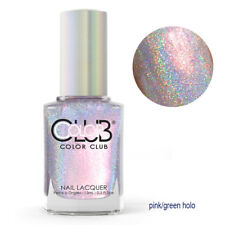 Color Club Holographic Nail Lacquer What's Your Sign 1096