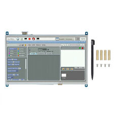 "10"" TFT LCD Display 1024x600 Touchscreen HDMI Full-view für Raspberry Pi"
