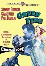 Green Fire 1954 (DVD) Stewart Granger, Grace Kelly, Paul Douglas - New!