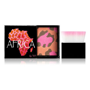 W7 AFRICA Bronzing Face Powder - Duper for Two Faced Pink Leopard Bronzer