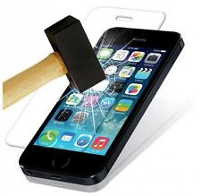 Film verre trempé protection écran pour Apple iPhone 5 / 5S