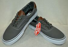 Vans Men's C&L Era 59 Pewter Italian Weave Skate Shoes - Assorted Sizes NWB