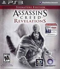 Assassin's Creed Revelations PS3 Signature Edition - LN