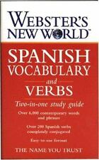Spanish Vocabulary and Verbs Guides by Lexus, Carmen A. De Billinghurst and...