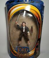 2003 LOTR ROTK Prologue Bilbo Baggins figure Lord of the Rings Return King
