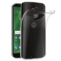 """Coque Silicone TPU Clear gel Ultra Fine Motorola Moto G6 5.7"""""""