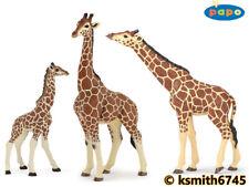 Nuevo * Papo GNU Figura de juguete de plástico sólido Salvaje Animal Zoo ñus