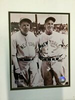 """Babe Ruth and Lou Gehrig Famous Yankees Players Official Picture - 10""""x8"""""""