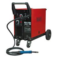 Sealey MIGHTYMIG190 Professional Gas/No-Gas MIG Welder 190A with Euro Torch