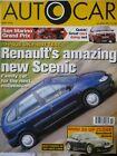 AUTOCAR 97/04/30 MARCOS MANTIS RENAULT SCENIC ENDANGERED SPECIES BMW Z3 COUPE
