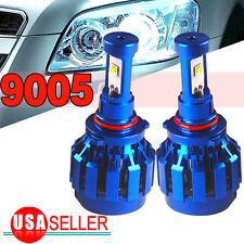 2X 9005 HB3 80W LED Headlight Conversion Bulbs Kit High Power 8000LM 6000K Light