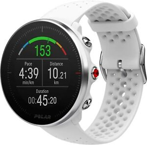 POLAR M Watch VANTAGE GPS  Advanced Running Multisport Heart Rate Monitor White