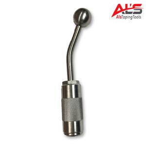 Platinum Drywall Tools Universal Angle Head Ball Adapter w/ Course Tread