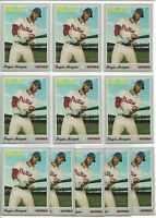 2019 Topps Heritage High Number Bryce Harper (11) Card lot #534 Phillies