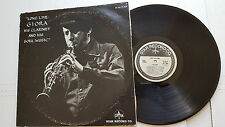 GIORA FEIDMAN - Long Live Giora, His Clarinet, And His Soul Music! 1977 KLEZMER