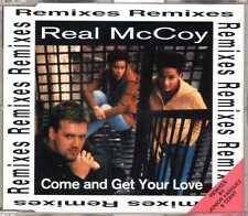 Real McCoy - Come And Get Your Love (Remixes) - CDM - 1995 - Eurodance 7TR