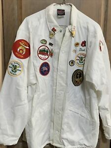 SHRINERS Jacket  PATROL El Zaribah Phx, Az With Patches And Pins