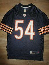 0ba6a219495 Brian Urlacher  54 Chicago Bears NFL Reebok Jersey SM S mens