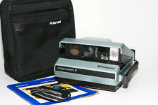 Polaroid Image System E Sofortbildkamera ( mit Film getestet )