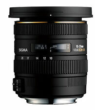 Sigma Canon EX 10-20 mm 1:3,5 DC HSM**NEU*HÄNDLER*SOFORT* für D800/D80/D7M2 etc.