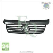 Griglia CENTRALE PARAURTI ANTERIORE NERO CON CROMO SPORTLINE VW Transporter T5.1 2010