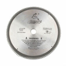 10 inch Circular Carbide Tipped Power Cutting Disc Saw Blade Woodworking 120T