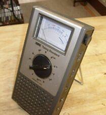 Korg WT-10a 70's  tuner- standard tuning - Tokyo Japan - Keio Lab,