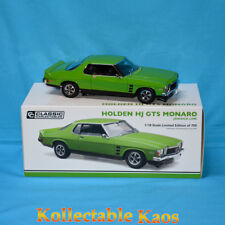 1:18 Classics - Holden HJ GTS Monaro - Jamaica Lime only 750 made 18664
