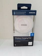 Samsung EP-PG920IBUGUS Wireless Charging Pad with 2A Wall Charger USED
