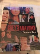 Greys Anatomy: Seasons 1 and 2 (DVD)`*`FACTORY SEALED*`FREE SHIPPING
