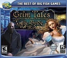 GRIM TALES THE BRIDE  Amazing Gameplay Fantastic Storyline NEW  Win 8 7 Vista XP
