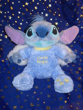 "Christmas Little Angel Plush 9"" Disney Lilo Stitch Sleeper (no Halo)"