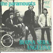 7'Paramounts  >Buona Sera,Angelina/Hop Skip and Jump< WPL