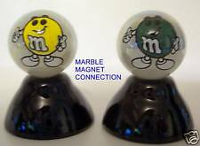 2 MELT IN YOUR MOUTH NOT IN YOUR HAND COLLECTOR MARBLES