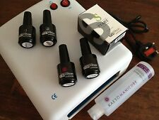 Jessica GELeration 8 Product Starter Kit Including UV Lamp