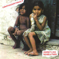 Compassion Family - Sweet Like Revolution  SECOND ALBUM  Goa? MID 90'S TRANCE