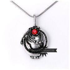 THE VAMPIRE DIARIES COLLANA PORTA VERBENA elena necklace Vervain ciondolo demon