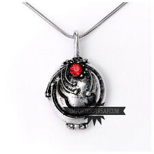 THE VAMPIRE DIARIES collier porte- Verveine elena pendentif démon