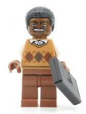 Lego Minifigure College / businessman with computer