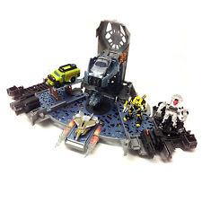 Transformers Cyberverse Ark Nave Espacial Conjunto de Juego Barco Plus Figuras abrir