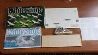 NEW White Wings Excellent Gliders Pre-Cut Volume 2 Ninomiya 6 Balsa Fiber Models