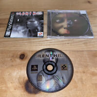 Silent Hill PlayStation One Ps1 Complete