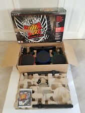 Guitar Hero Warriors of Rock Sony PlayStation 3 PS3 Band Bundle *MISSING GUITAR*