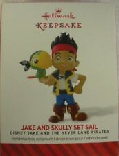Hallmark 2014 Ornament - Jake and the Never Land Pirates -Jake & Skully Set Sail