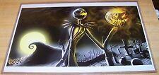 Nightmare Before Christmas Jack Skellington 11X17 Poster