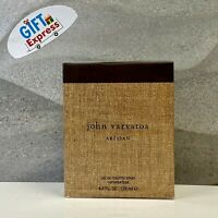 John Varvatos Artisan Eau de Toilette Spray 4.2 oz Brand New In Box