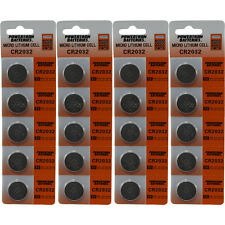 20 CR2032 DL2032 BR2032 LITHIUM COIN CELL BATTERY FAST USA SHIP EXPIRES 2020