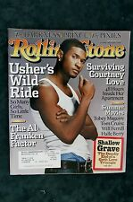 Rolling Stone Magazine - Usher #948 May 13, 2004